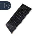 Solar PV hybrid - tower + power storage